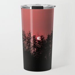 Red Sun Travel Mug