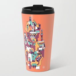 Farrier's Cabin Travel Mug