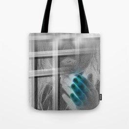 White Noise - Variant III Tote Bag