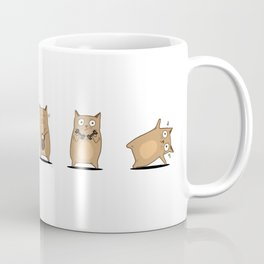 FITNESS CAT Coffee Mug