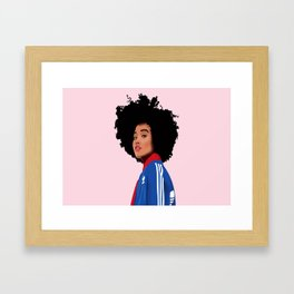 Amandla Framed Art Print