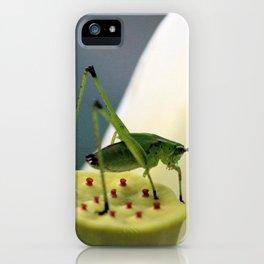 Katydid iPhone Case