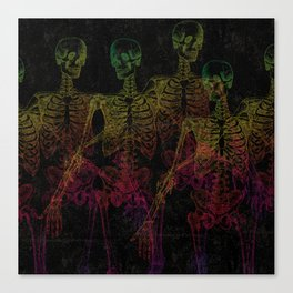Off this Mortal Coil Canvas Print