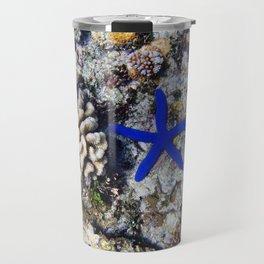 Starfish on the Reef Travel Mug