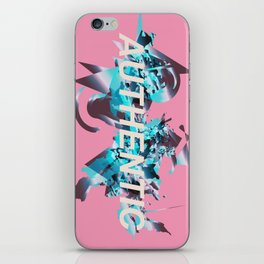 a faith iPhone Skin