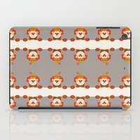 clown iPad Cases featuring Clown by Design4u Studio