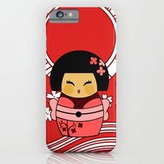 Kokeshi Sakura iPhone 6s Slim Case