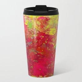 Tie-Dye Veins Travel Mug