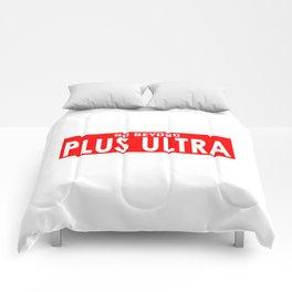 Plus Ultra Banner Comforters