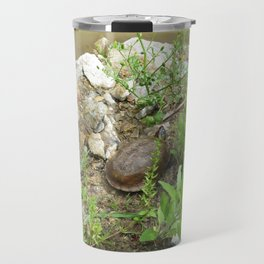 Creekside turtle Travel Mug