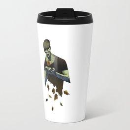 Falloween Travel Mug
