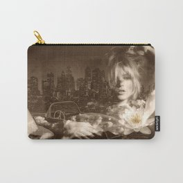 Just lay down (kate moss) Carry-All Pouch
