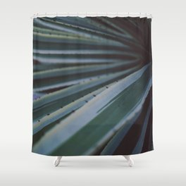 Soothing Succulent Shower Curtain