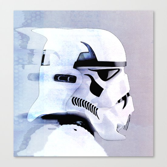 vampire trooper Canvas Print