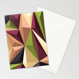 Polygon 4 Stationery Cards
