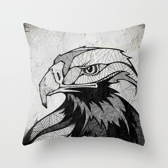 Check Your People Throw Pillow
