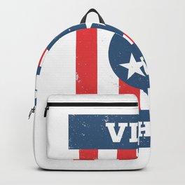 visits Nashville Backpack