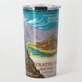 National Parks 2050: Crater Lake Travel Mug