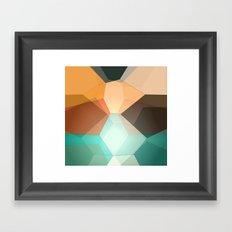 Edie Dimensions Framed Art Print