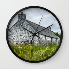 The Old Croft Wall Clock