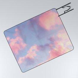 Whimsical Sky Picnic Blanket