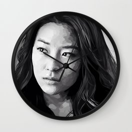 Arden Cho Wall Clock