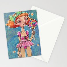 Good Ship Lollipop Stationery Cards