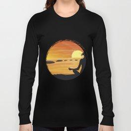 SUNSHINE YOGA Long Sleeve T-shirt