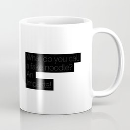 An Impasta! Coffee Mug