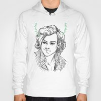 kendrawcandraw Hoodies featuring Satyr by kendrawcandraw