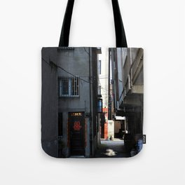 Chinese House are not all Straight Tote Bag
