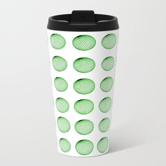 Little Balls (of various sizes) Metal Travel Mug