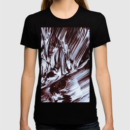 Abstract flow painting v5 T-shirt