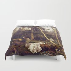 Matter of Course Duvet Cover