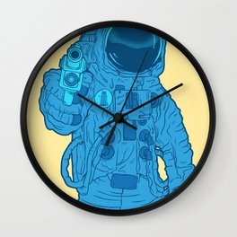 Possible Killer Wall Clock