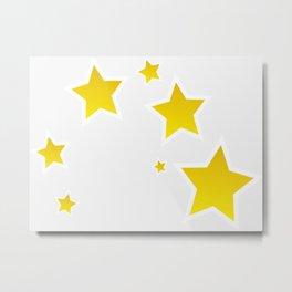 beautiful stars Metal Print