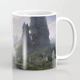 The Flame of Helheim Coffee Mug