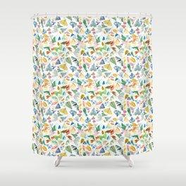 Buggin Shower Curtain