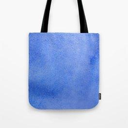 Azure watercolor Tote Bag