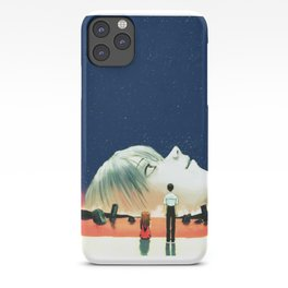 Fly me to iPhone Case