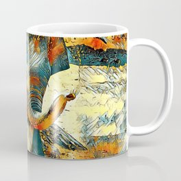 AnimalArt_Elephant_20170901_by_JAMColorsSpecial Coffee Mug