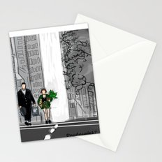 Leon the professional Mathilda Stationery Cards