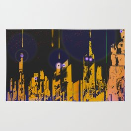 The Influencers Urban Totems Rug