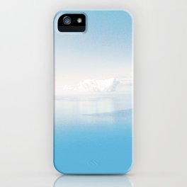 sky and sea iPhone Case