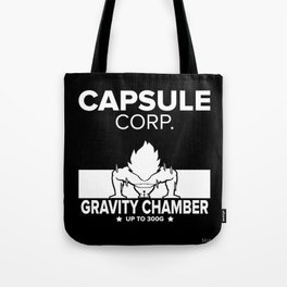 Gym Saiyan Tote Bag
