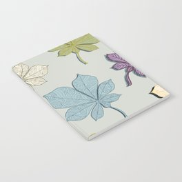 Flying leaves Notebook
