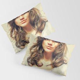 Linda Ronstadt, Music Legend Pillow Sham