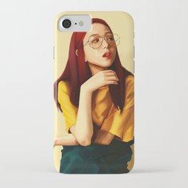 BLACKPINK JISOO iPhone Case