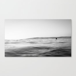 Waiting and Wishing Canvas Print