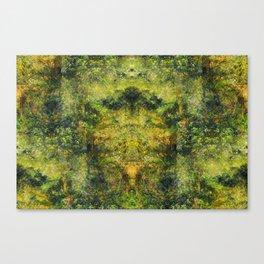 Jungle Flute Canvas Print